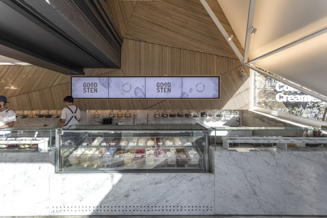 HitzigMilitelloArquitectos and the Goodsten Creamery