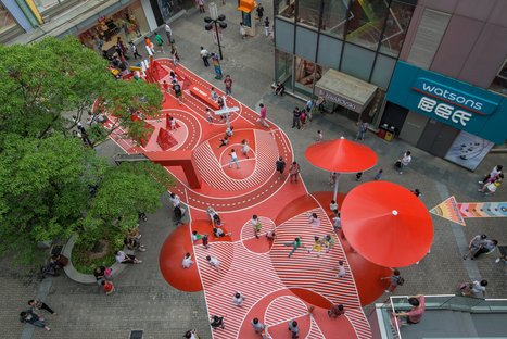Red Planet, 100architects' playground in Shanghai