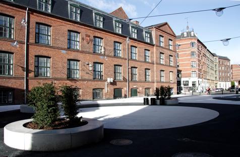 Music Plaza, an urban intervention by EFFEKT