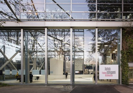 Freeing architecture junya ishigami at the fondation cartier