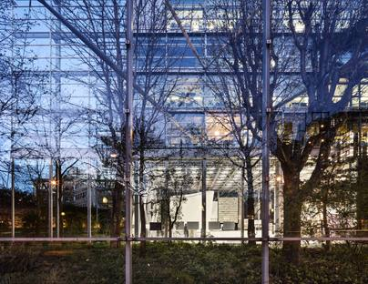 Freeing Architecture. Junya Ishigami at the Fondation Cartier