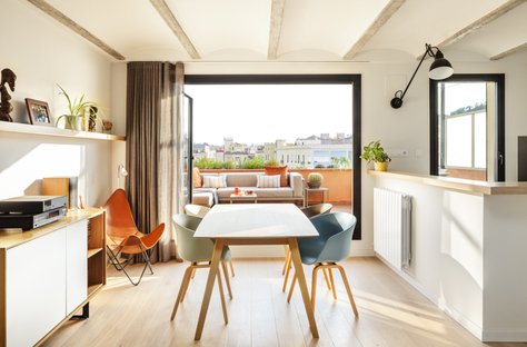 Barcelona: a renovation by Sezam Disseny d'interiors