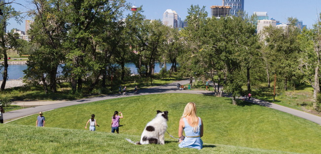 A new life for St. Patrick's Island Park, Calgary