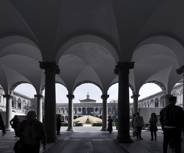 Future Space, Peter Pichler's installation for Fuorisalone