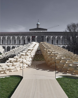 Future Space, Peter Pichler's installation for Fuorisalone