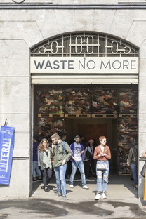 Fuorisalone 2018, WASTE NO MORE at Ventura Centrale