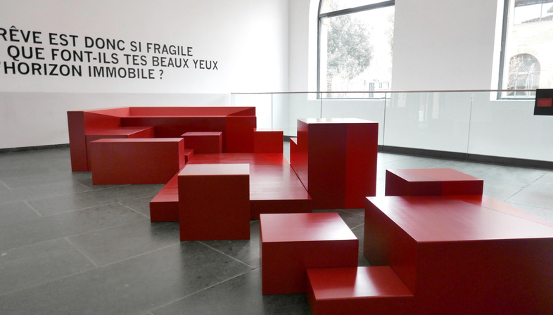 Atelier YokYok, The Cube at Les Abattoirs, Toulouse.