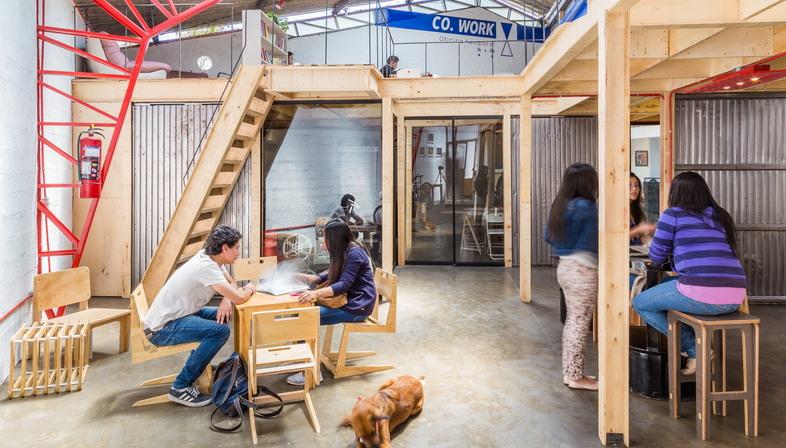 Torno Co.Lab by RAMA Estudio