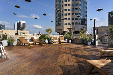 The Vera Hotel, a new place to go in Tel Aviv