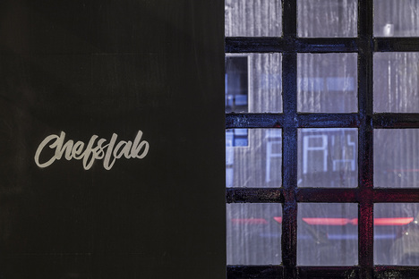 Chefslab Flagship Space in Madrid