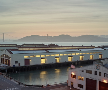AIA COTE 2018, San Francisco Art Institute Fort Mason Center Pier 2