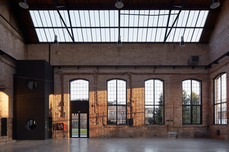Atelier Hoffman, redevelopment of a former industrial estate near Prague