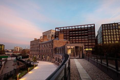 Tom Dixon, The Coal Office in London