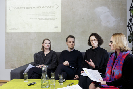 Together and Apart, Latvia at the 2018 Architecture Bienniale