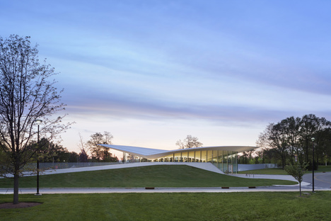 WEISS/MANFREDI wins the 2018 National Design Award for Architecture