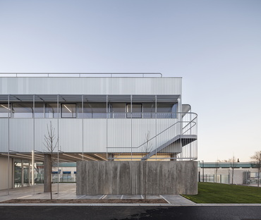 Ibenergi Headquarters in Toledo, by Taller Abierto