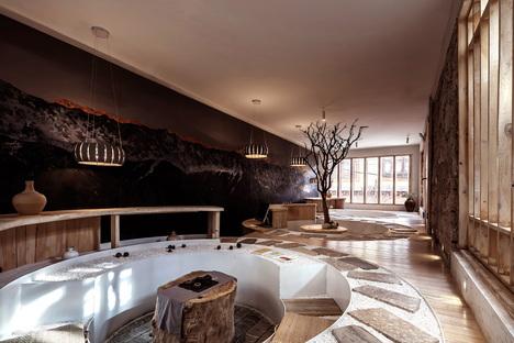 Karesansui, hotel in Yunnan by Yiduan Shanghai Interior Design