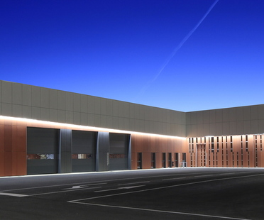 A landmark by NBJ Architectes in Blagnac