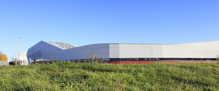 A landmark by NBJ Architectes in Blagnac