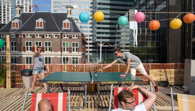 Rotterdam Architecture Month and IABR