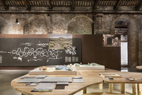 FREESPACE, thoughts from the 2018 Biennale - Italy Pavilion