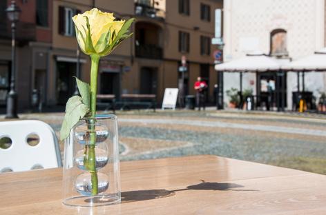 A place of design, the 2.0 venue in Tortona