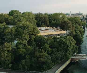 Biennale 2018, special mention to the Pavilion of Great Britain