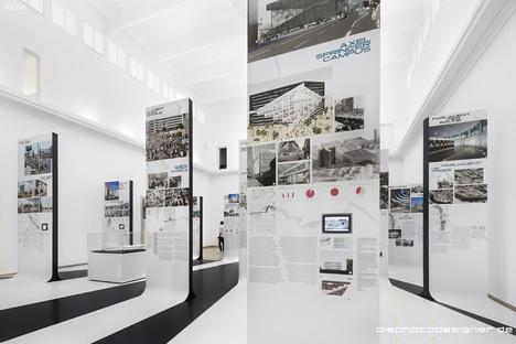 Unbuilding Walls. The German pavilion at the 2018 Biennale