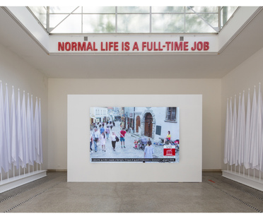 2018 Architecture Biennale, UNES-CO or normal life in the Czech Republic and Slovakia