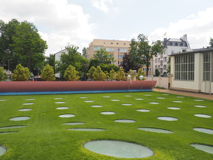 garten frankfurt, colormaster f an installation by manuel franke in the staedel garten, Design ideen