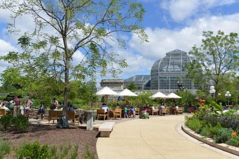 Bartholdi Park in Washington DC achieves SITES Gold certification
