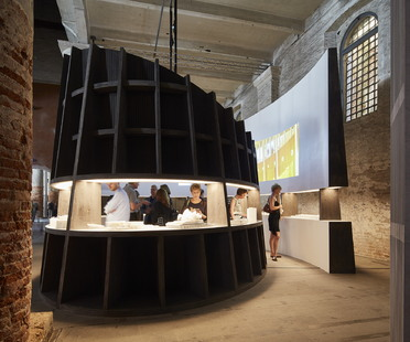 2018 Architecture Biennale, Weiss Manfredi Lines of Movement