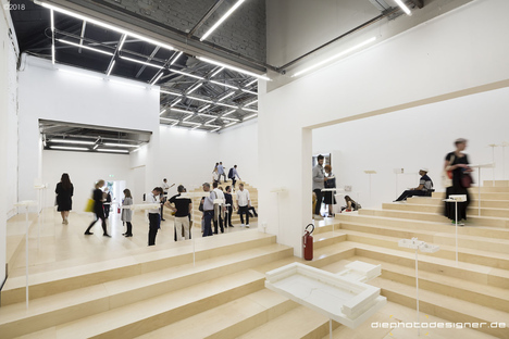 2018 Architecture Biennale, The School of Athens