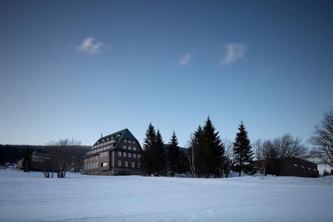 Trautenberk brewery and hotel by ADR in the Czech Republic