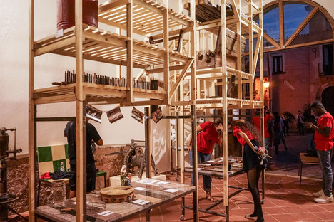 Crossings, an architecture workshop in Calabria on the border between tradition and present