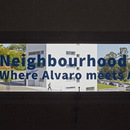 Exhibition Neighbourhood: Where Alvaro meets Aldo, in Porto