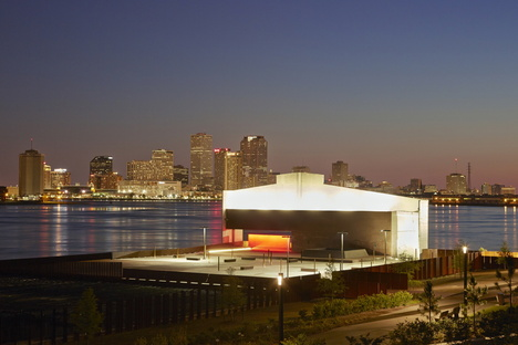 Return to the river: Crescent Park, New Orleans Eskew+Dumez+Ripple