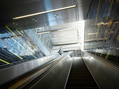 UW Transit Station, Seattle, by LMN Architects