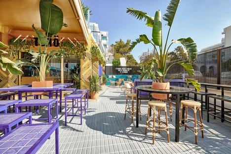 Masquespacio arrives in Ibiza with Bar TORÖ