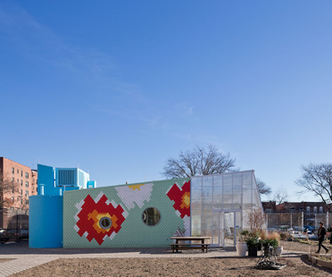 WORKac, Edible Schoolyard P.S. 216 in New York
