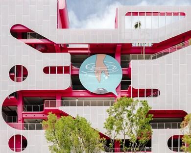 Miami Museum Garage by WORKac