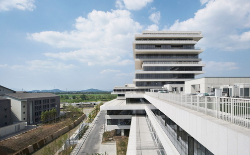 WSP ARCHITECTS for Hangzhou Normal University