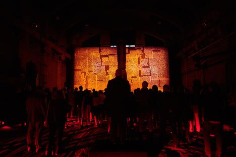 Zad Moultaka, exhibition in Helsinki
