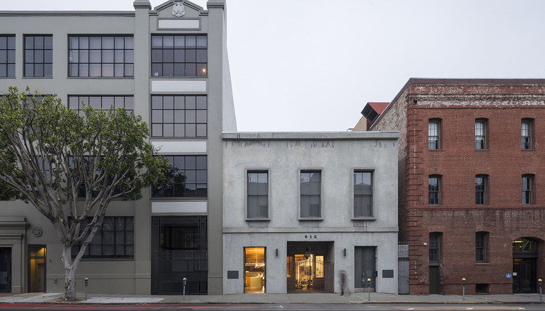 Scenic Advisement Offices by Feldman Architects