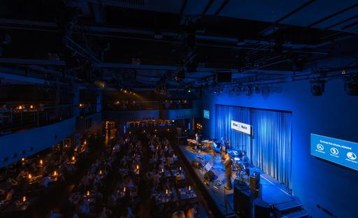 Blue Note Jazz Club in Beijing, Chiasmus Partners Inc.
