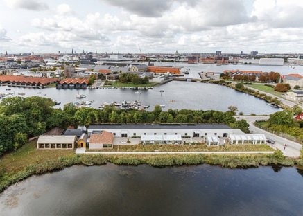 BIG Bjarke Ingels Group and the new noma in Copenhagen