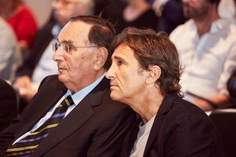 Opening of Dallara Academy, Atelier(s) Alfonso Femia