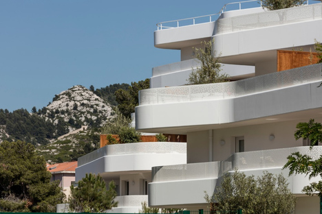 La Crique, housing that connects with its environment