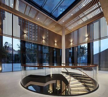 Shenzhen C Future City Experience Center by CCD/ Cheng Chung Design