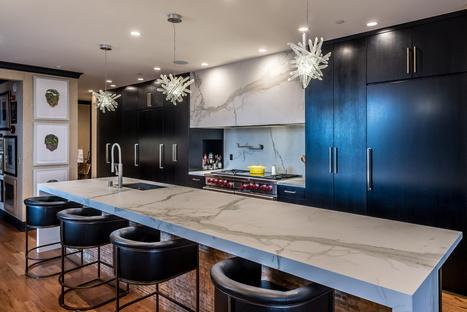 Downtown Dream, award-winning interior design by Andrea Farr